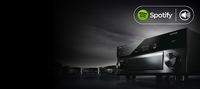 Yamaha integriert Spotify Connect: Kostenloses Update für AV-Receiver, PianoCraft und Stereo-Receiver