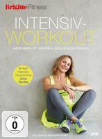 Die neue DVD aus der erfolgreichen BRIGITTE Fitness Reihe: BRIGITTE INTENSIV WORKOUT