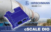 Hirschmann MCS bringt I/O-Modul zur dezentralen Signalerfassung auf den Markt