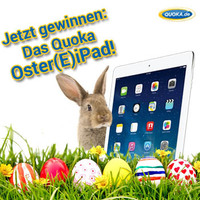 Suchen, finden und gewinnen - Das Quoka Oster(E)iPad