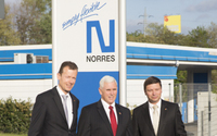 Deutscher Hersteller für Schlauchtechnik wählt Indiana als ersten Standort in Nordamerika