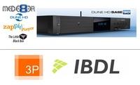 3P distribuiert vier neue Media Player Marken von IBDL