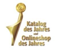 """Branchen-Auszeichnungen """"Katalog des Jahres"""" und Onlineshop des Jahres"""" - Start der Wettbewerbsrunde 2014"""""""