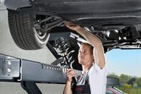 Defekte Stoßdämpfer, Federn, Bremsen, Reifen sind gefährlich