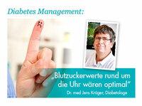 Diabetologe Dr. Jens Kröger über Blutzucker Management