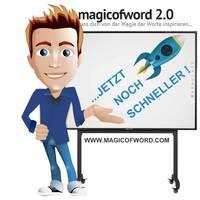 magicofword.com: Die Magie der Worte mit besserer Performance