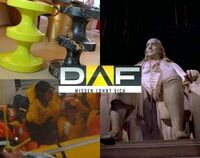 Die DAF-Highlights vom 16. bis 22. Juni 2014
