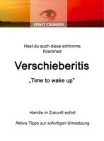 Bücher und Seminar Verschieberitis - Ernst Crameri