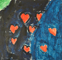 Kinderbilder für das erste Berliner Kindertageshospiz