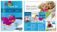 Familienmagazin KIDS und Co / Familienportal kribbelbunt.de