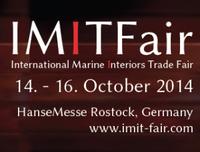 IMITFair 2014: Neue Kongressmesse in Rostock eröffnet neue Horizonte im Markt für Marine Innenausstattung und Design