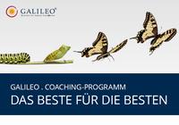 Das Galileo . Coaching-Programm startet im September