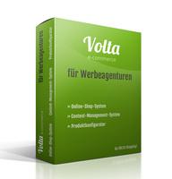 """Onlineshop System """"Volta e-commerce"""": die Shop-Revolution für Werbeagenturen"""