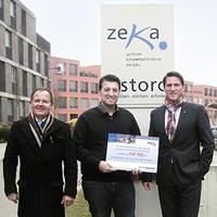 Wertgarantie unterstützt zeka Zentren Körperbehinderte Aargau