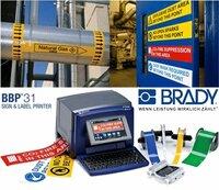 Brady Schilderdrucker BBP31 zum Drucken eigener Schilder