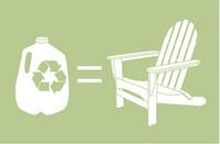 Warum Kunststoffmöbel gut für die Umwelt sind