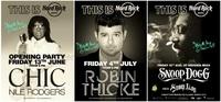 Hard Rock Hotel Ibiza bestätigt Chic und Nile Rogers als Performer beim Grand Opening Event am 13. Juni 2014