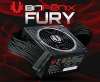 Weltneuheit bei Caseking: BitFenix präsentiert die Fury-Netzteile mit 80 Plus Gold, starker Single-Rail und erstklassig gesleevten Kabeln