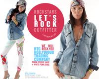 HTC Hollywood Trading Company - Dressed like a Rockstar