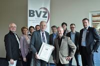BVZ Award für Peter Volk
