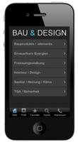"""App """"Bau & Design"""" - Innovative Bauprodukte immer griffbereit"""