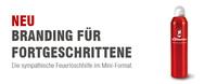 Der Kleiner Brandmeister®Feuerlöschhelfer: Brandschutz als Werbegeschenk für Kunden