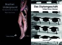 Arara E-Books stimmen Leser auf WM 2014 in Brasilien ein