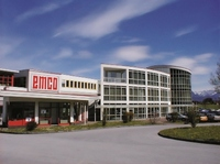 EMCO Open House from 14-16.5.2014: Open House at the Austrian Machine Builder in Hallein