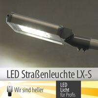Hocheffiziente LED Straßenleuchte von Wir sind heller