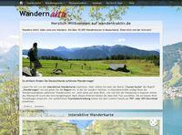 KIOSK Media startet Wander-Portal