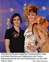 Weltmeisterschaft: Deutsche Friseure triumphieren