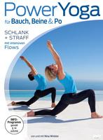 """Jetzt auf DVD: """"PowerYoga für Bauch, Beine & Po - schlank & straff mit intensiven Flows"""""""