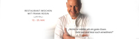 """Mit Groupon schlemmen während der """"Restaurant-Wochen mit Frank Rosin"""" - jetzt die besten Gourmet-Deals sichern!"""