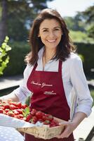 Marmeladenfee, wohltätige Unternehmerin, Buchautorin, Mutter und leidenschaftliche Hausfrau: Veronique Witzigmann
