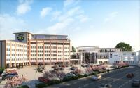 Düsseldorf Sotheby´s International Realty vermietet 3-Glocken-Center in Weinheim.