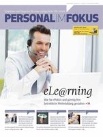 """Award """"Fachmedien des Jahres 2014"""": Fachmagazin PERSONAL IM FOKUS platziert sich für die Shortlist"""