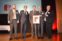 Deutscher Bildungspreis vergibt Qualitätssiegel für Talentmanagement der WÖHRL Akademie