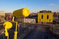 """""""Open Walls Baltimore 2"""": Internationale Künstler verewigen sich auf den Wänden von Marylands Metropole"""