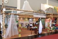 Brettschneider auf der OutDoor 2014: Fliegende Quälgeister mit Moskitonetzen und Repellent fernhalten