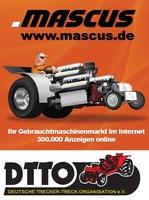 Starker Partner - Mascus sponsert Tractor Pulling Serie