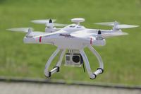 Produktneuheit: Quadrocopter Rocket 400 GPS