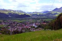 """Neue Freizeitattraktion in der Region Chiemsee-Alpenland: Der """"Oberaudorfer Flieger"""""""