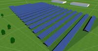NATURSTROM AG baut Solarpark in Brandenburg
