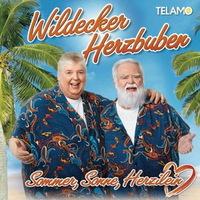 Wildecker Herzbuben - Sommer, Sonne, Herzilein