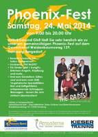 Benefiz-Event am 24. Mai in Hamburg-Bergedorf: Das Phoenix-Fest