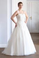 Der perfekte Partner für Brautmode 2014!