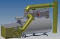 Thermalölanlagen Hersteller optimiert Bestandsanlagen