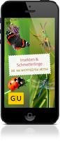 Insekten und Schmetterlinge bestimmen: Von Alpenbock und Ameisenlöwe