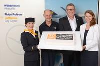 Reisebüro Fides Reisen Berlin feiert 20jähriges Jubiläum