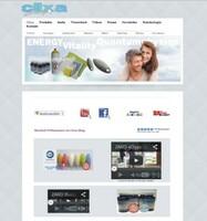 CLIXA Shop, neuer Glanz & Floating
